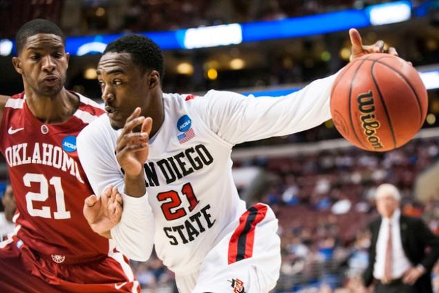 NCAA Basketball: NCAA Tournament-Oklahoma vs San Diego State
